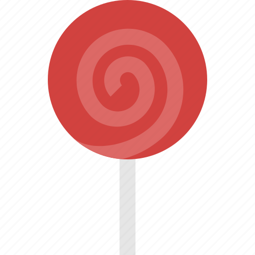 candy, caramel, lollipop, sweet icon