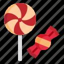 candy, dessert, food, lollipop, sweet icon