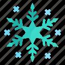 snow, snowflake, christmas, winter, flake, weather