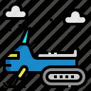 mobile, snow, transport, vehicle, winter icon