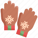 christmas, clothes, fashion, gloves, snow, winter