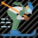 season, ski, skiing, sports, winter