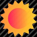 season, sun, weather, winter
