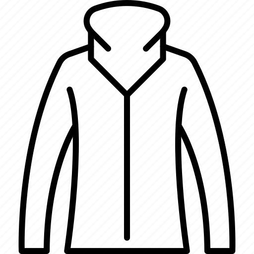 Casual, clothing, jacket, windcheater icon - Download on Iconfinder