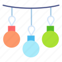 lights, decoration, ornament, bulbs, adornament