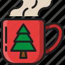 hot, drink, cup, mug, beverage, tea, coffee