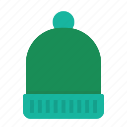 beanie, christmas, clothing, cold, knitted, winter, wool icon