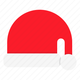 cap, celebrate, christmas, cold, new year, winter, wool icon