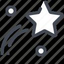bethlehem, christmas, north, star icon