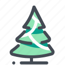 christmas, holliday, tree, winter, xmas icon