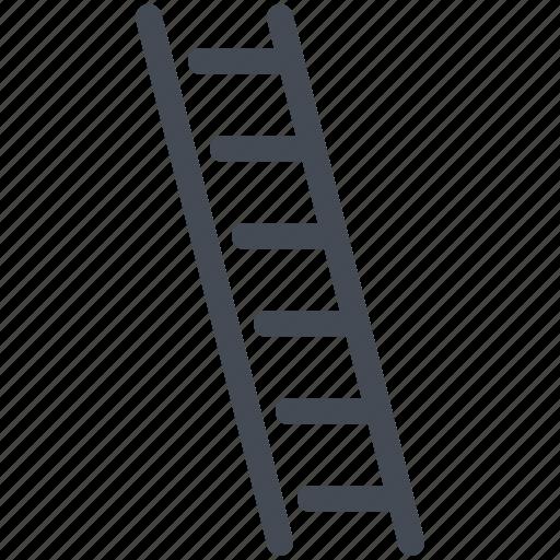 diy, ladder, stairs icon