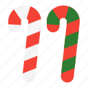 peppermint, candy, canes, christmas, sweet, mint, winter