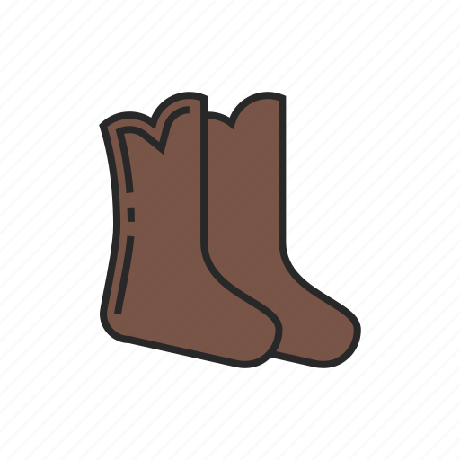 boots, fashion, felt, winter icon