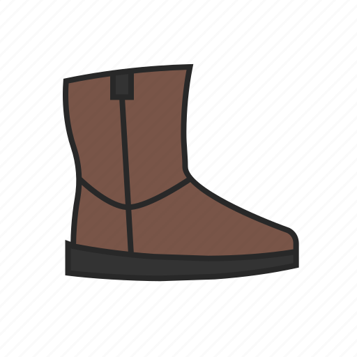 boots, cold, fashion, shoes, ugg, winter icon