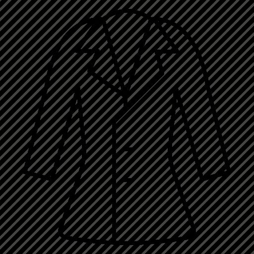 cloth, coat, fashion, wear icon