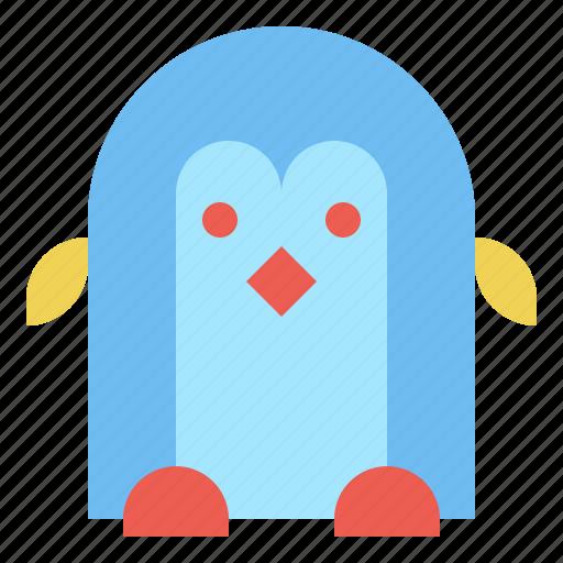 Animal, arctic, penguin, snow icon - Download on Iconfinder