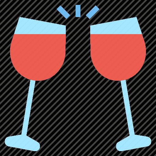 celebretion, drink, wine icon