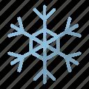 frost, ice, snow, winter icon