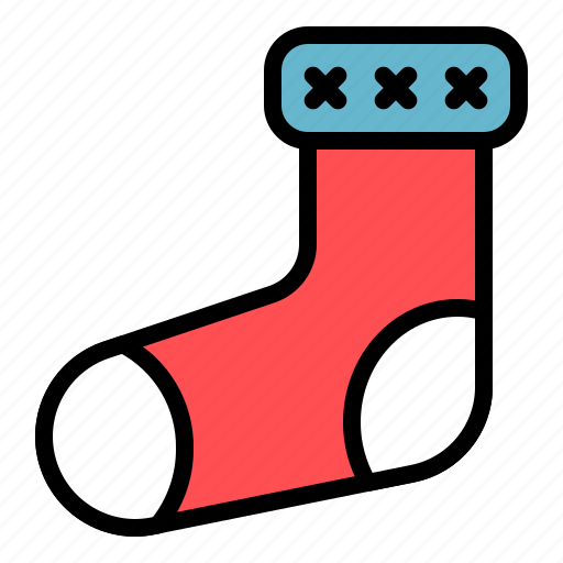 Clothing, fashion, sock, winter icon - Download on Iconfinder