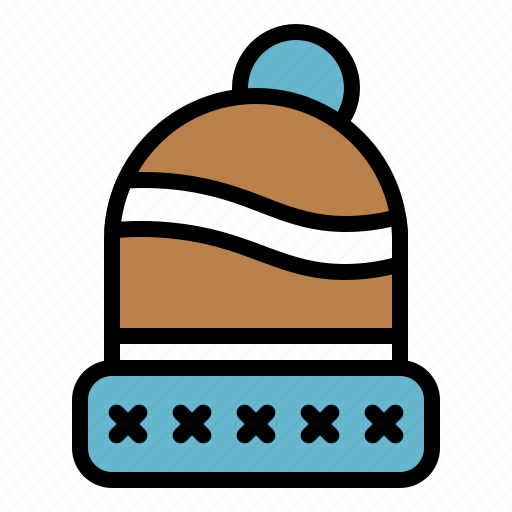 Clothing, fashion, hat, winter, wool hat icon - Download on Iconfinder