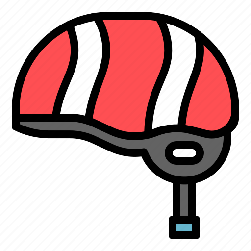 Helmet, protect, protective gear, safety, sport, winter icon - Download on Iconfinder