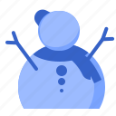 doll, fill, set, winter icon