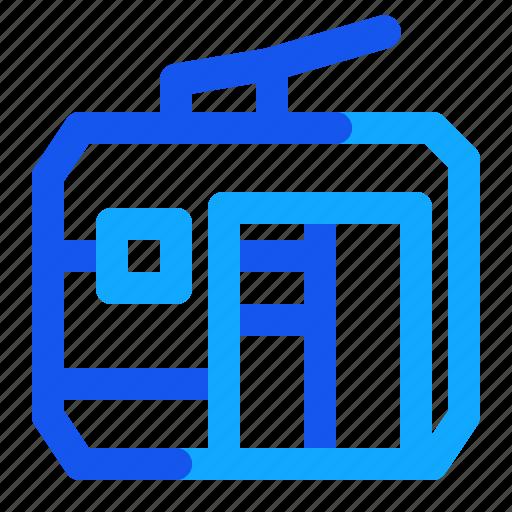 blue, flyin, set, train, winter icon