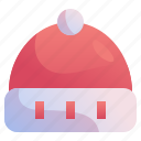 cold, hat, holiday, snow, vacation, winter icon