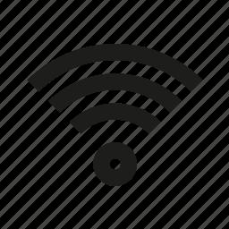 internet, signal, wifi, wifi signal, wireless icon