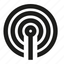 antenna, connectivity, wave, wireless