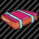 knapsack, luggage bag, magic bag, magic case, rucksack, suitcase icon