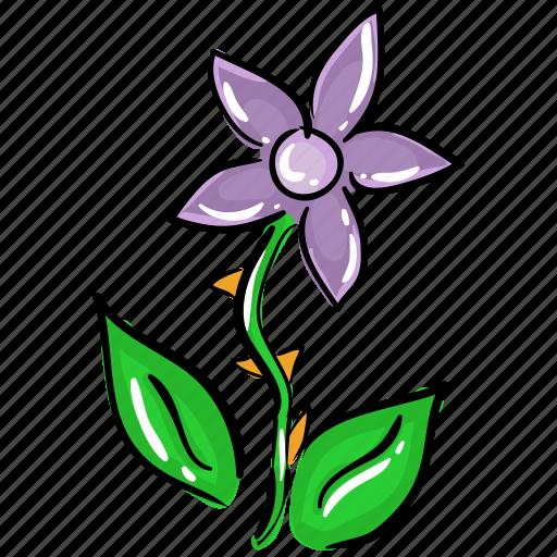 flower, gardening, nature, organic plant, peony flower icon