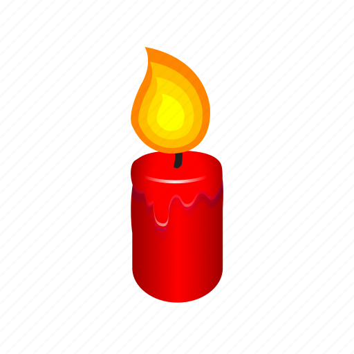 Candle, fire, magic, spell, witch, worship icon - Download on Iconfinder
