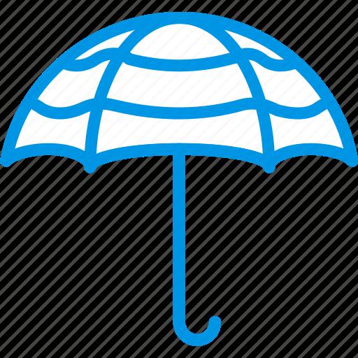 accessories, fashion, umbrella, woman icon