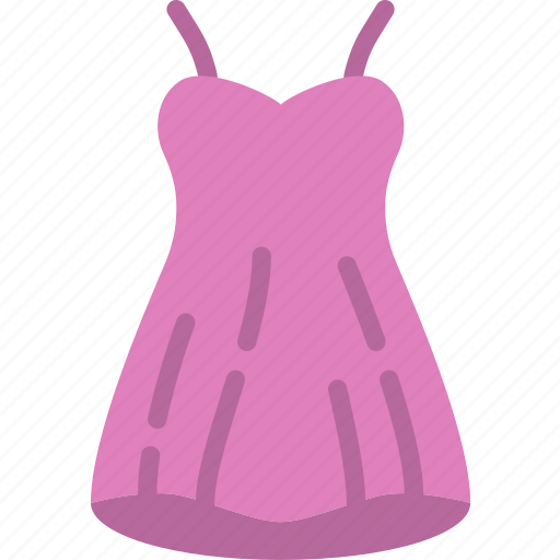 clothes, dress, fashion, sleeping, woman icon
