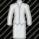 clothes, fashion, suit, woman