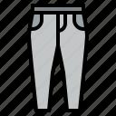 clothing, fashion, pant, woman icon