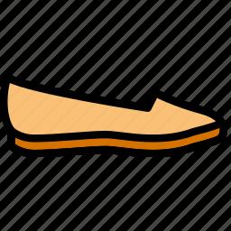fashion, footwear, loafer, woman icon