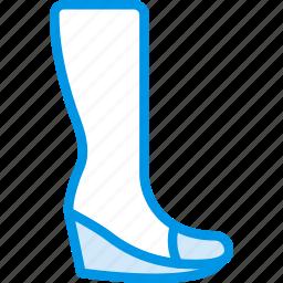 boots, fashion, footwear, woman icon
