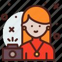 avatar, job, photographer, profile