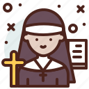avatar, job, priest, profile icon