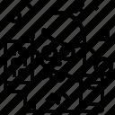 avatar, coder, job, profile icon