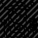 avatar, farmer, job, profile icon
