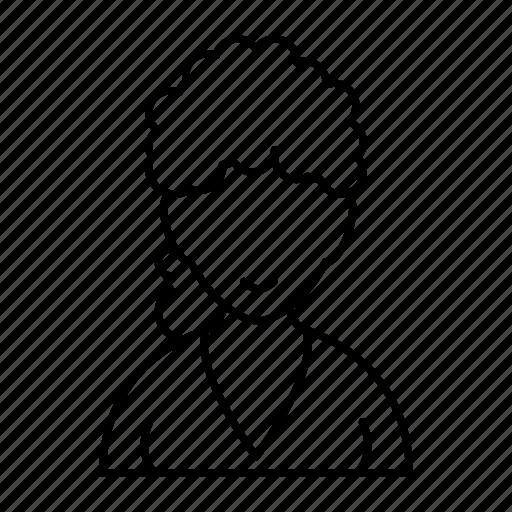 avatar, female, girl, profile, user, userpic, woman icon