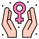 female, sign, care, hands, save, secure