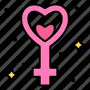 empowerment, gender, heart, love, female