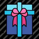box, gift, present, party, celebration