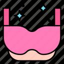 bra, brassiere, ladies, accessories, lingerie, undergarment