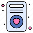 service, social, woman, card, love
