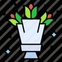 bouquet, floral, flower, romantic, valentine